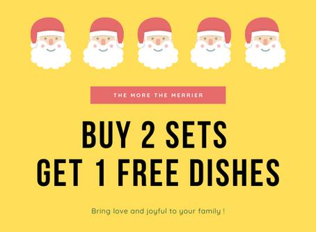 Christmas Fabulous Sales