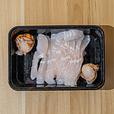 Fish & Scallop (100g)
