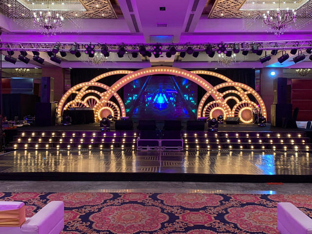 bollywood stage theme
