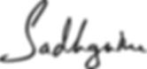 aaaaaSadhguru signature.png