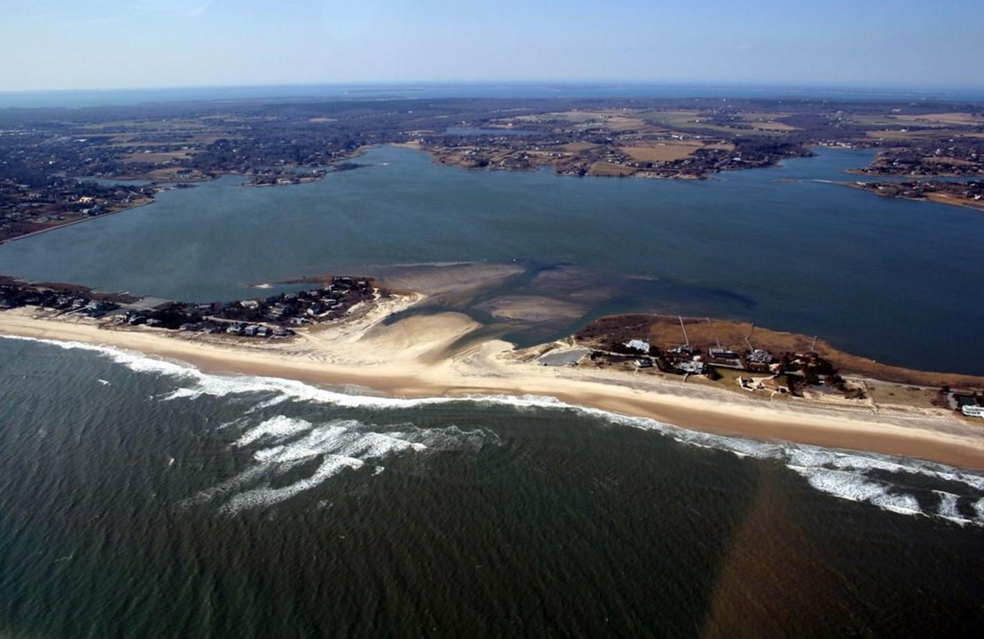 USA l'île de Long Island