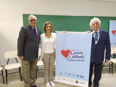 SBC vai à Escola promove Dia do Coração em São Caetano do Sul