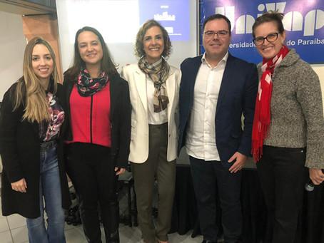 Formação de monitores do programa SBC Vai à Escola em São José dos Campos