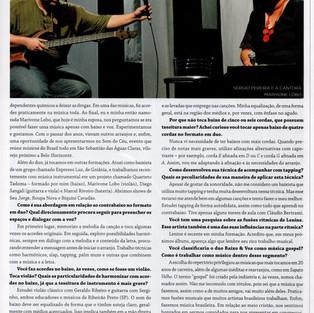 Publicação Revista BASS PLAYER
