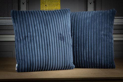 Try The Blue Fluff - Throw  Pillow w/ Insert