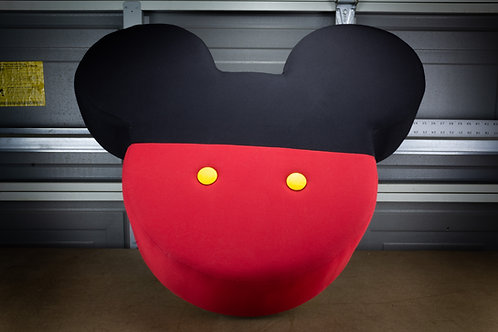 The Classic - Large Mickey Ottoman