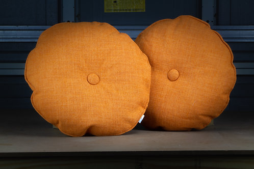 Mid-Citrus Modern - Throw  Pillow w/ Insert