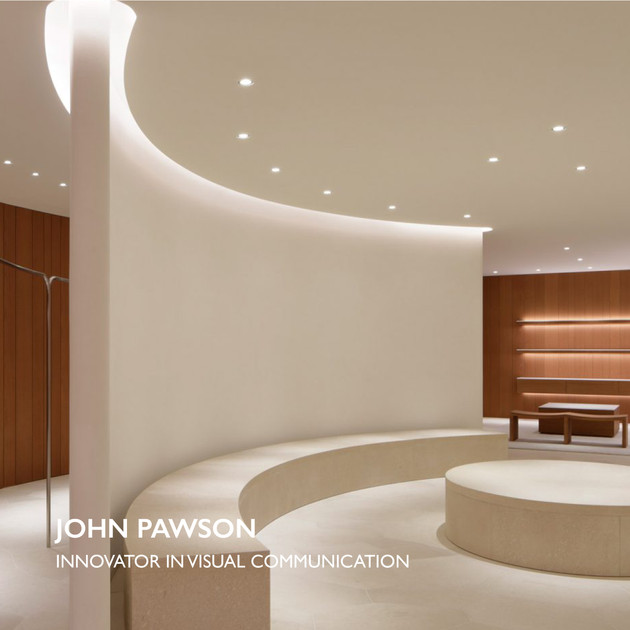 John Pawson: Innovator in Visual Communication