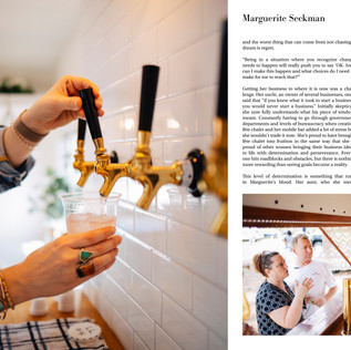 Interview Story: Marguerite Seckman