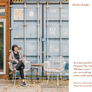 Interview Story: Heather Knight