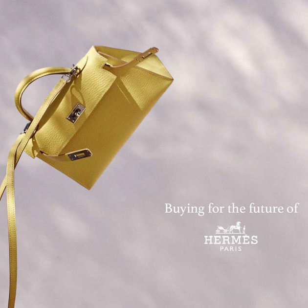 Buying for the Future of Hermès