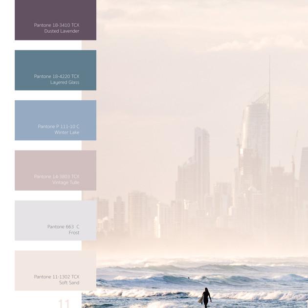 A/W 2020/21 Color Forecast