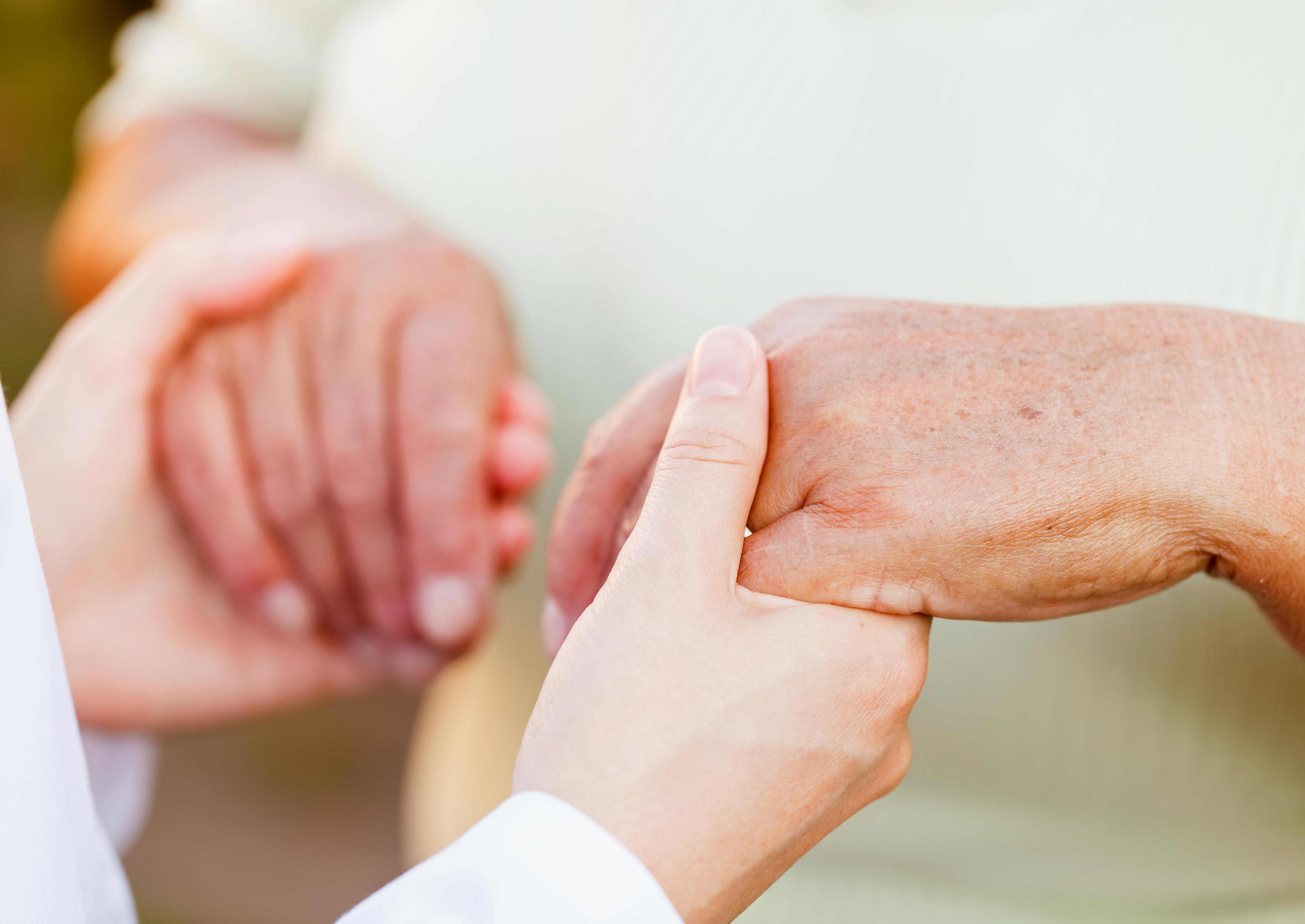 Betreuung immobiler Patienten