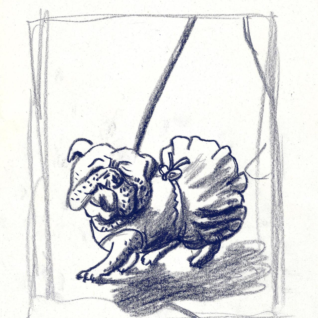 Gute Nacht Herr Schulz - Skizze