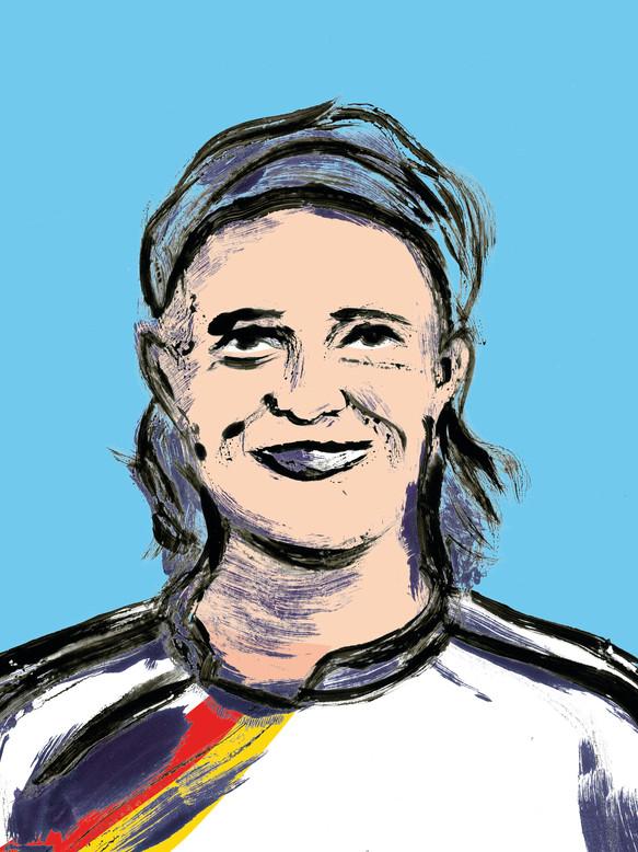 Saskia Bartusiak - Germany