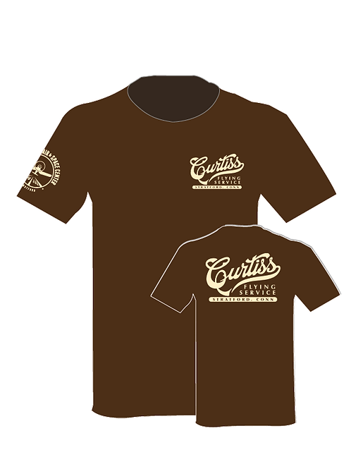 Curtiss Flying Service T-Shirt