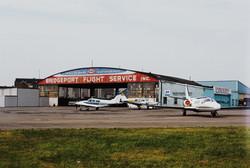 Bridgeport Flight Service