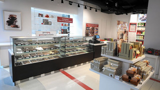 Chocolates Display