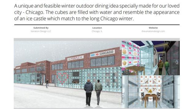 Chicago Winter Dining Challenge