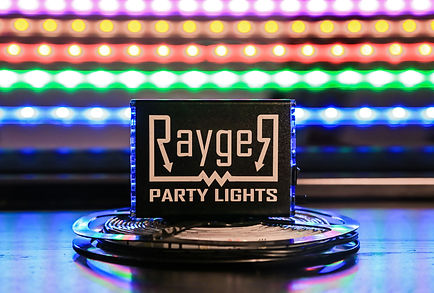 Rayger LED Party Lights