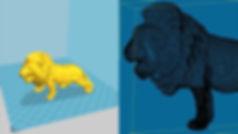 CowTech 3D Scanner Scans