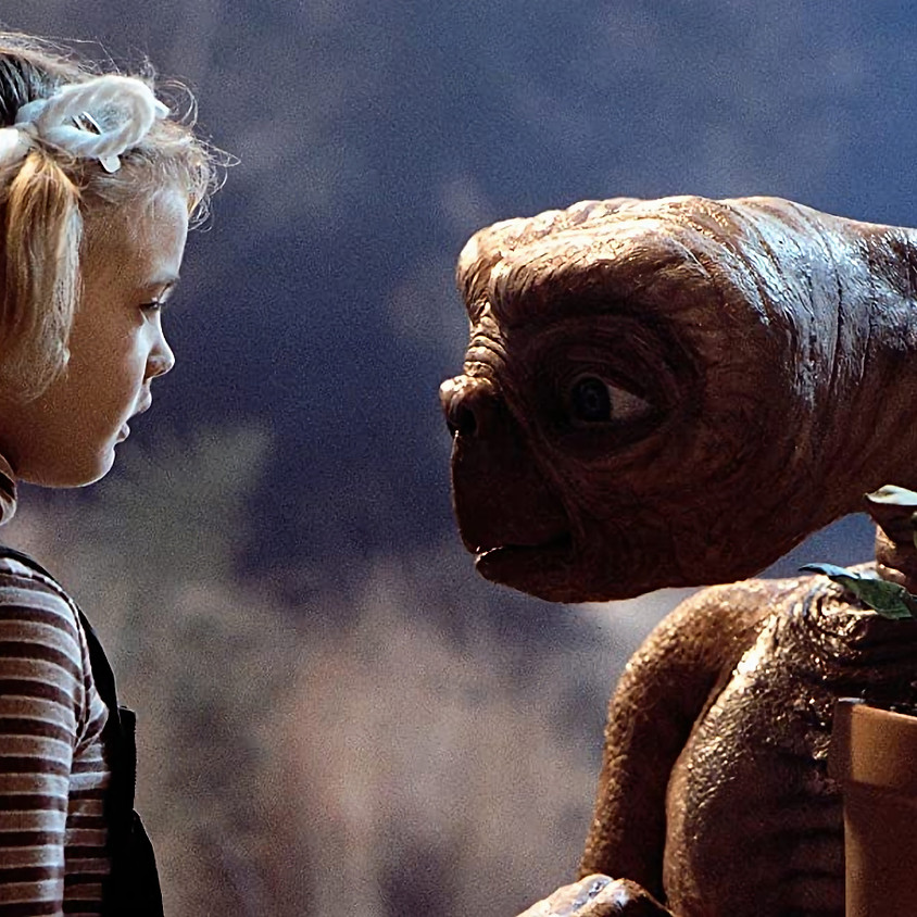 E.T.: The Extraterrestial