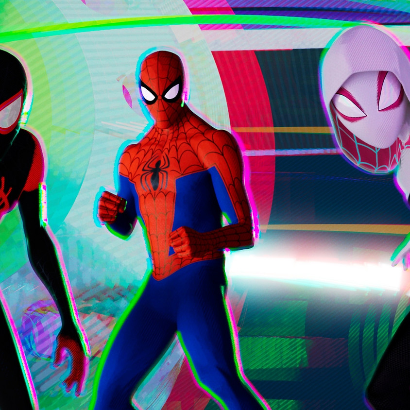 Spiderman: Into the Spider Verse hosted by New City Church