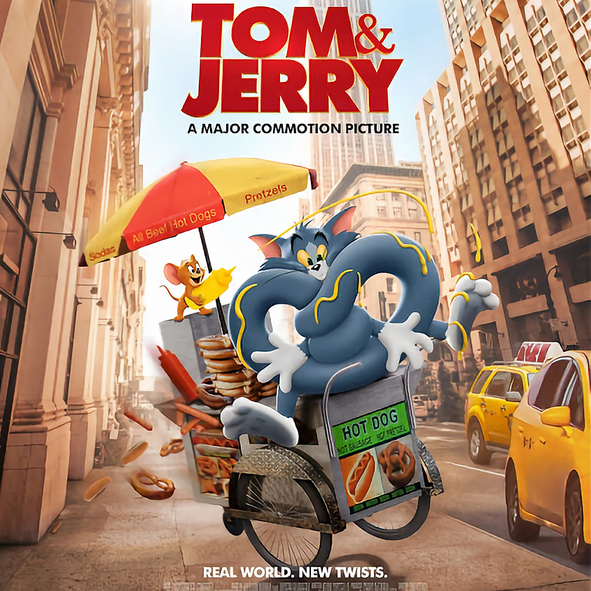 Tom & Jerry (2021) (Sat)