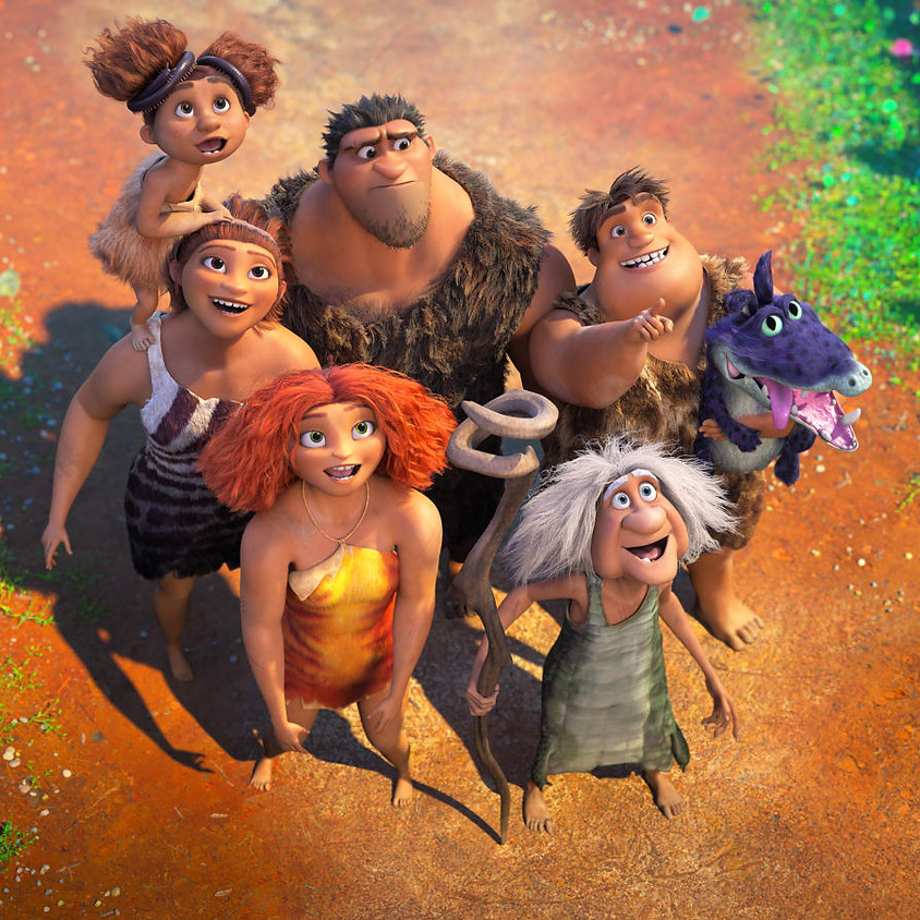 The Croods 2: A New Age (Sat)