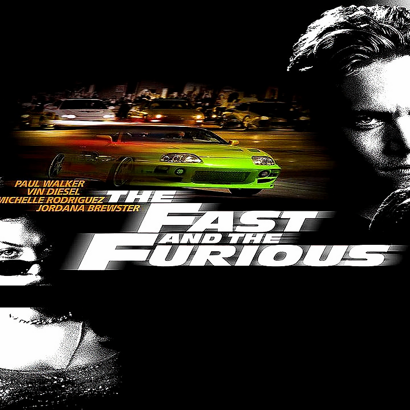 The Fast and the Furious (Original)