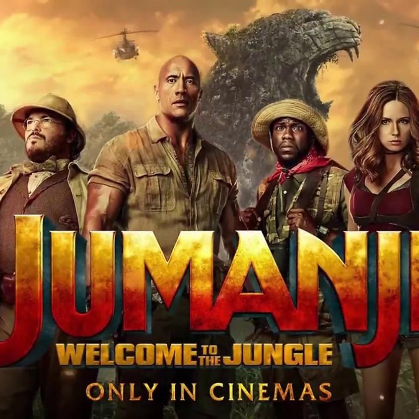 Jumanji: Welcome to the Jungle (Sun)