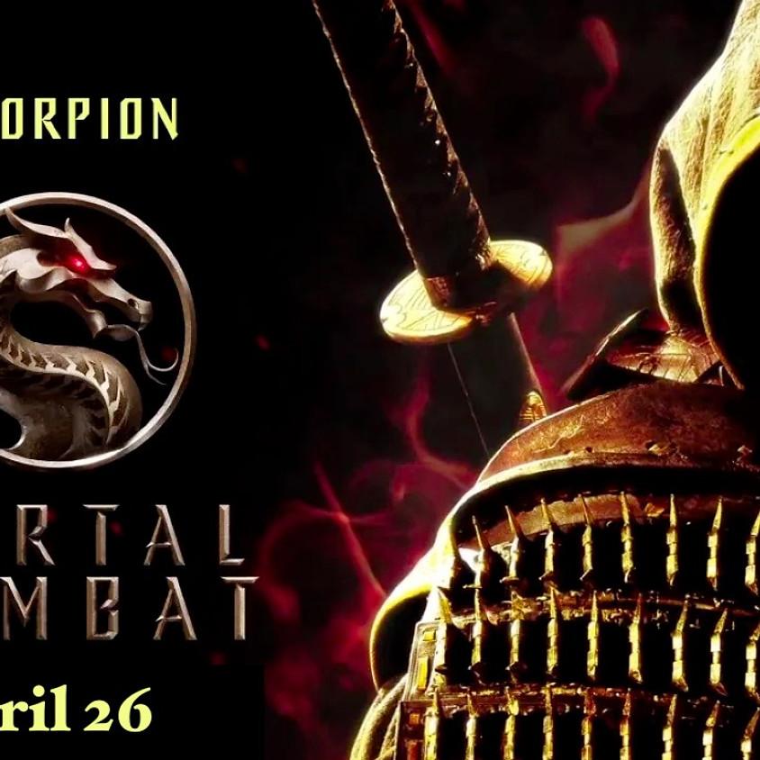 Mortal Kombat: Scorpion (2021)