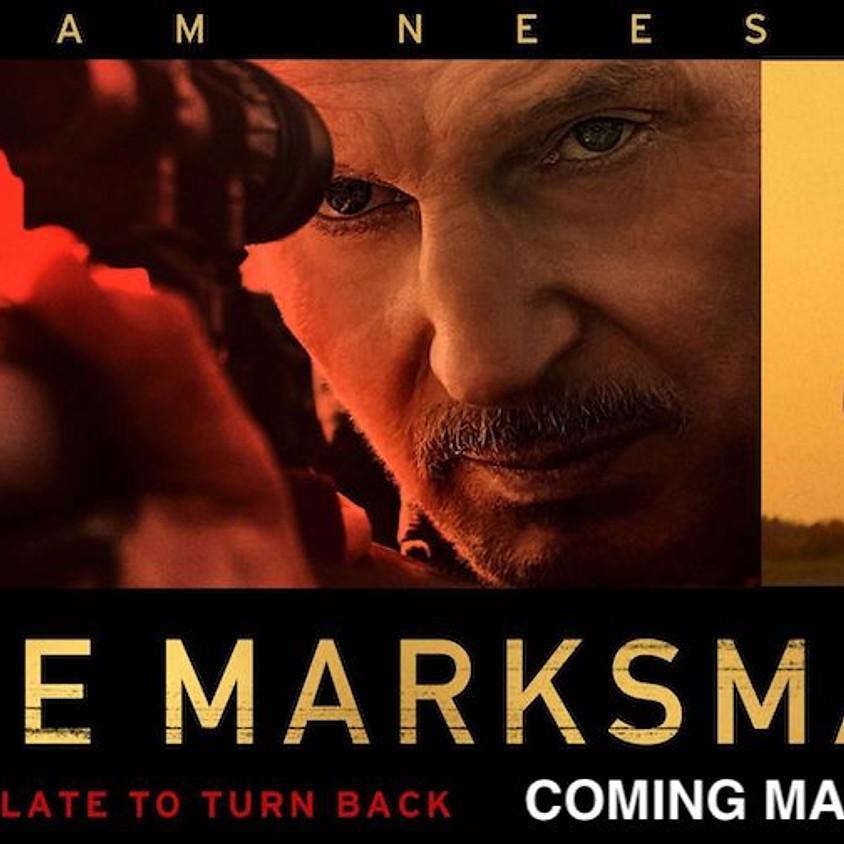 Liam Neeson is The Marksman (Premiere) (Fri)