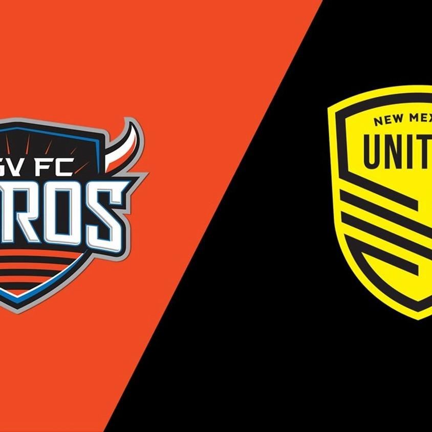 New Mexico United vs. RGV FC Toros