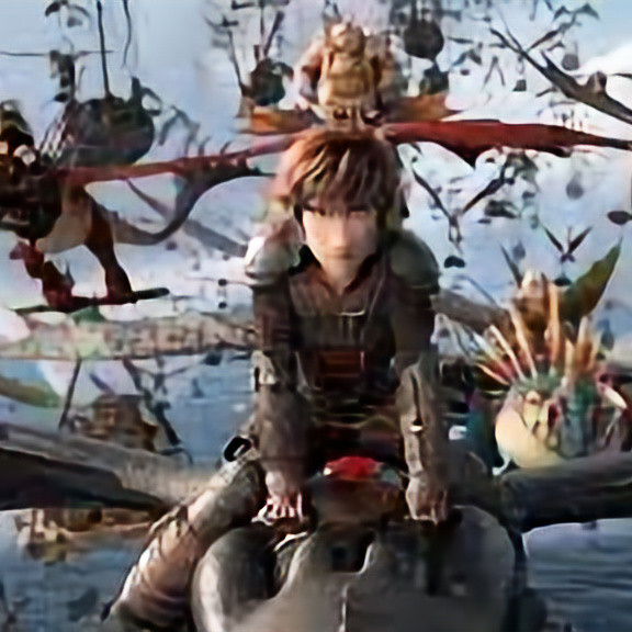 How to Train Your Dragon: The Hidden World (Sat) | Screen 2