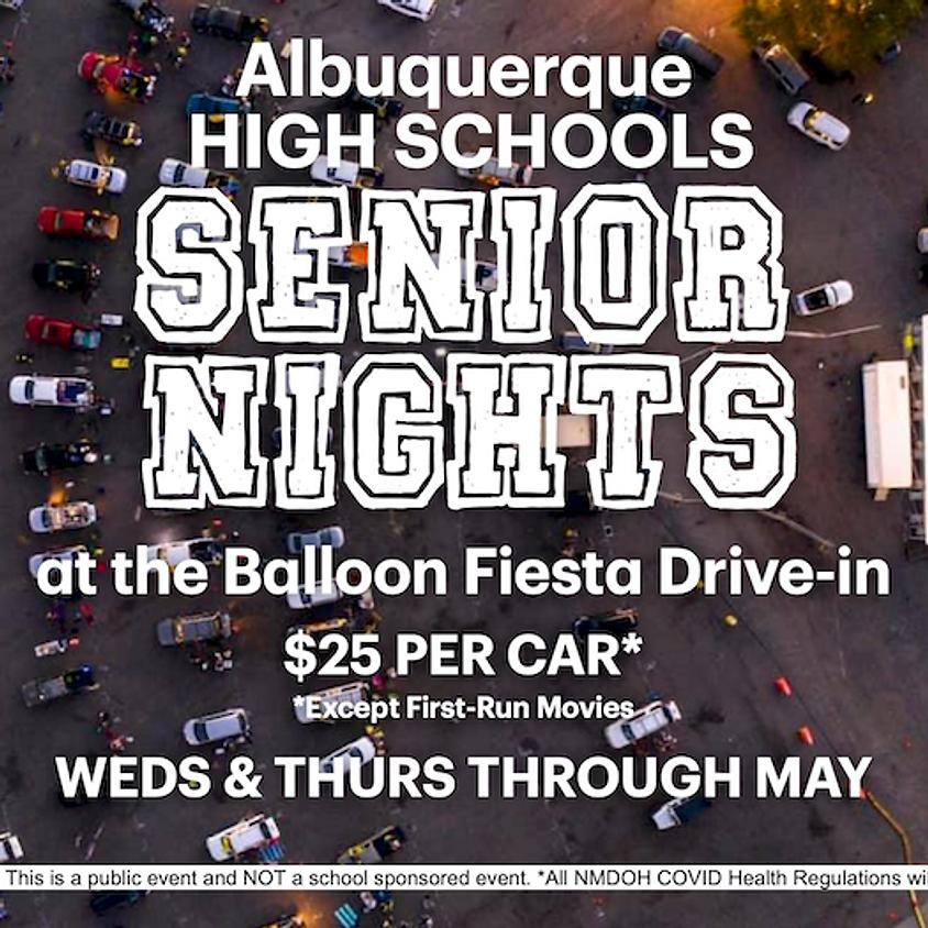 Rio Grande High School Drive-in Movie Night