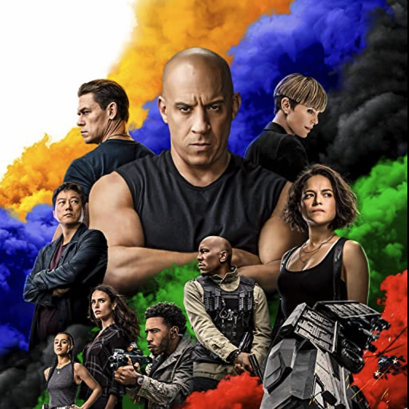Fast and Furious 9 (Sat)