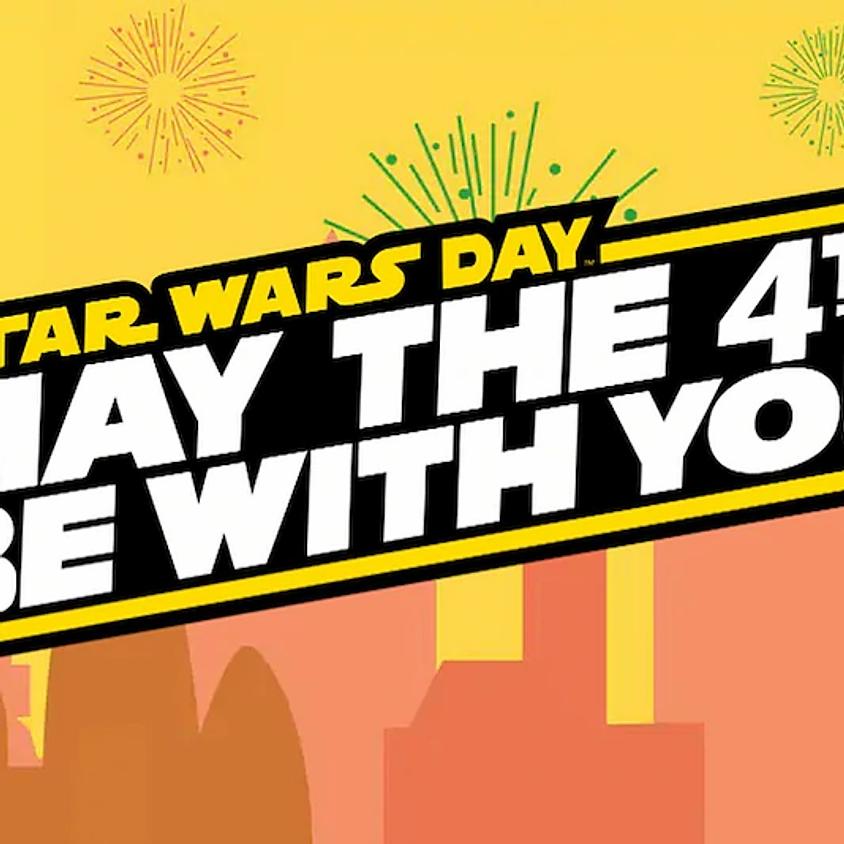 Star Wars Day (May 4)