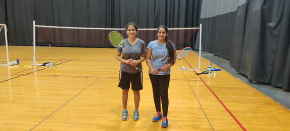 Women's Singles - Finalists