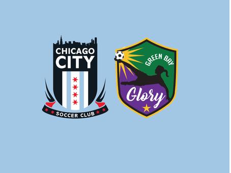Chicago City v. Green Bay Glory: Match Preview