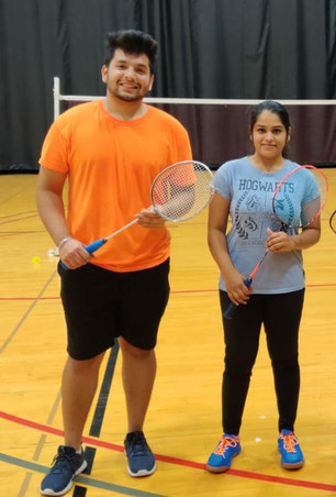 Mixed Doubles - Champions