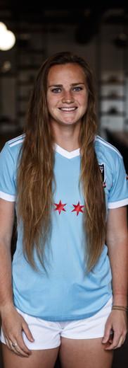 Micaela Milavec - England