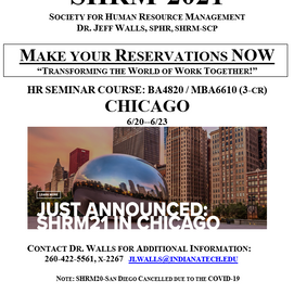 SHRM Conference 2021