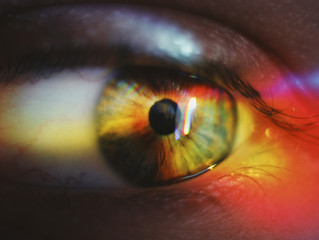 I Choose to Look at Life Through  Spiritual Eyes