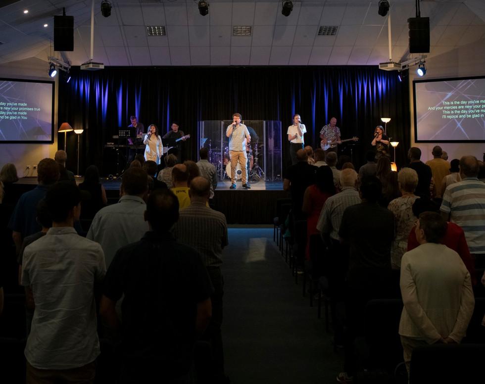 Sunday Worship in 2019