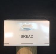 Bread Retro Tin