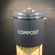 Compost Retro Tin