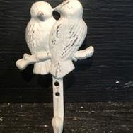 Bird Hook White