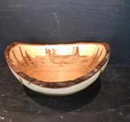 Maple Wood Bowl