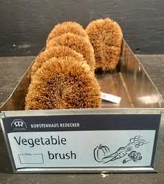 Vegetable Brushes